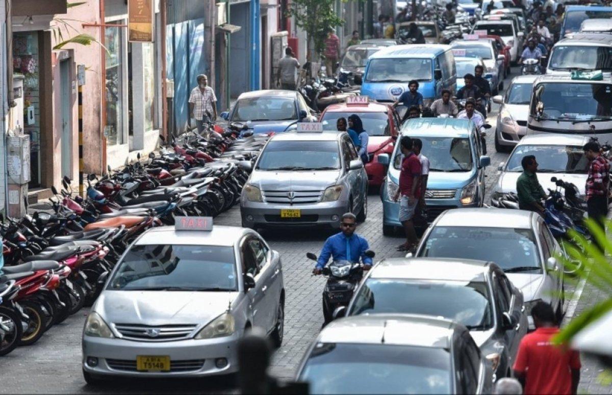 Solving the Transit Crisis in Maldives