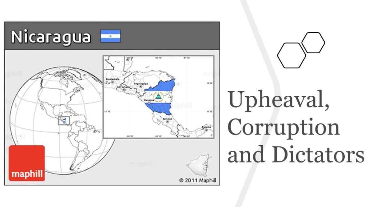 Nicaragua's Continuing History of Upheaval, Corruption & Dictators