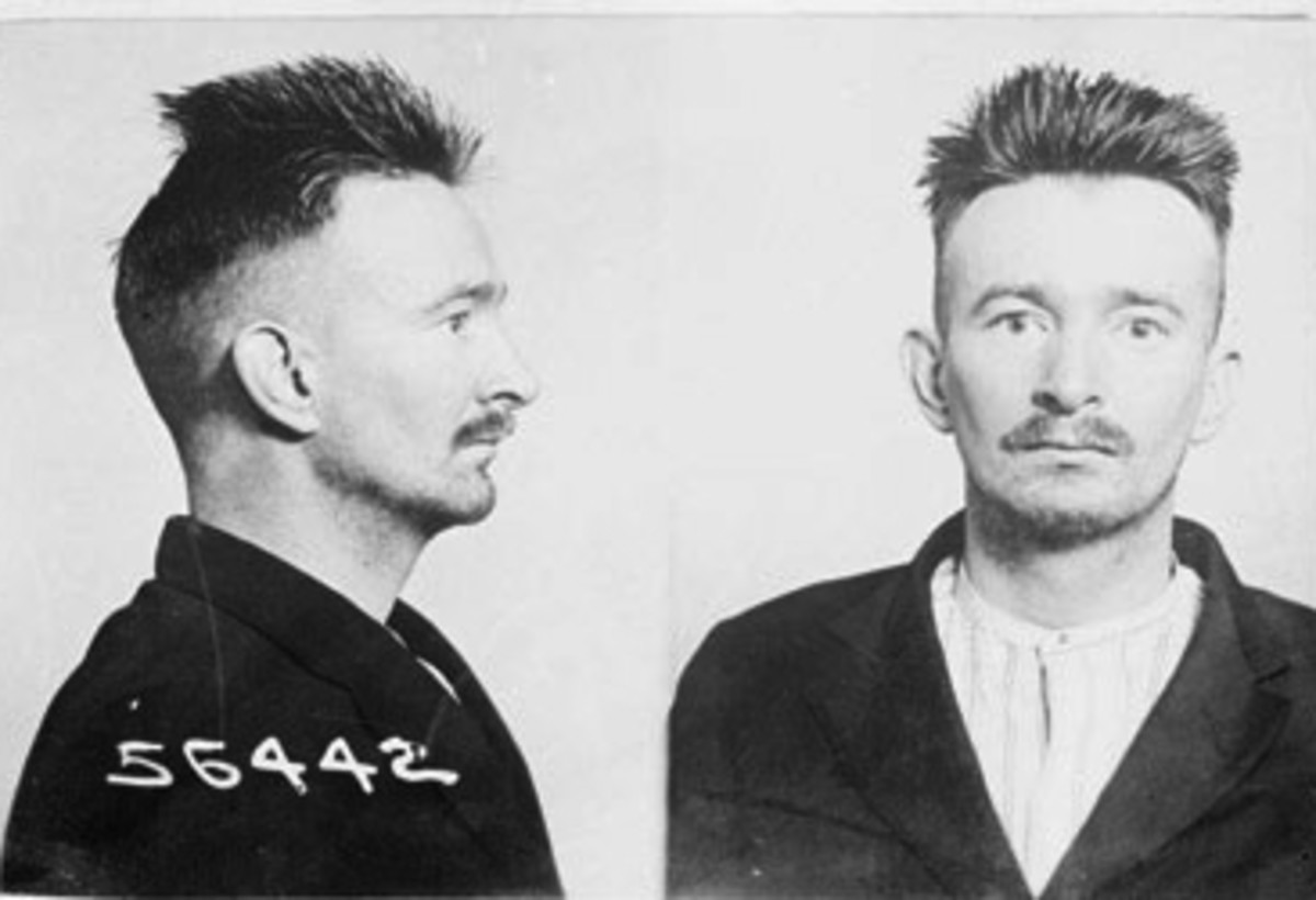 Terrible Tommy O'Connor: Chicago Gangster