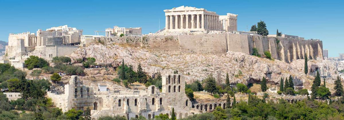 By Aleksandr Zykov.  Perhaps no other object or location best embodies the concept of Western ideals than the Acropolis of Athens