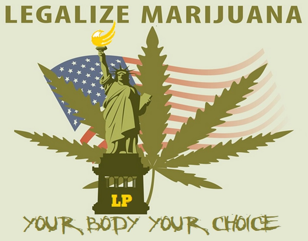 Are Libertarians Just Republicans Who Want to Smoke Pot?