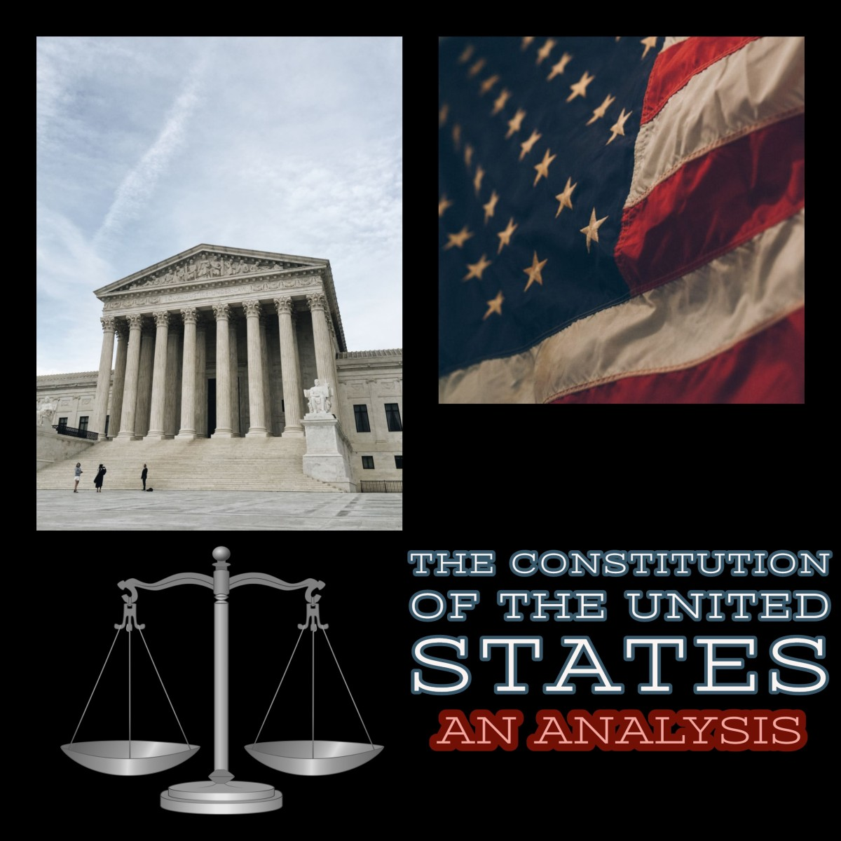 The Constitution of the United States: An Analysis.