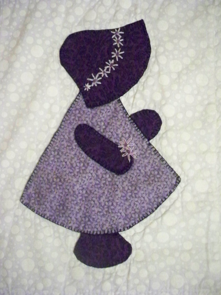 My Sunbonnet Sue Blocks