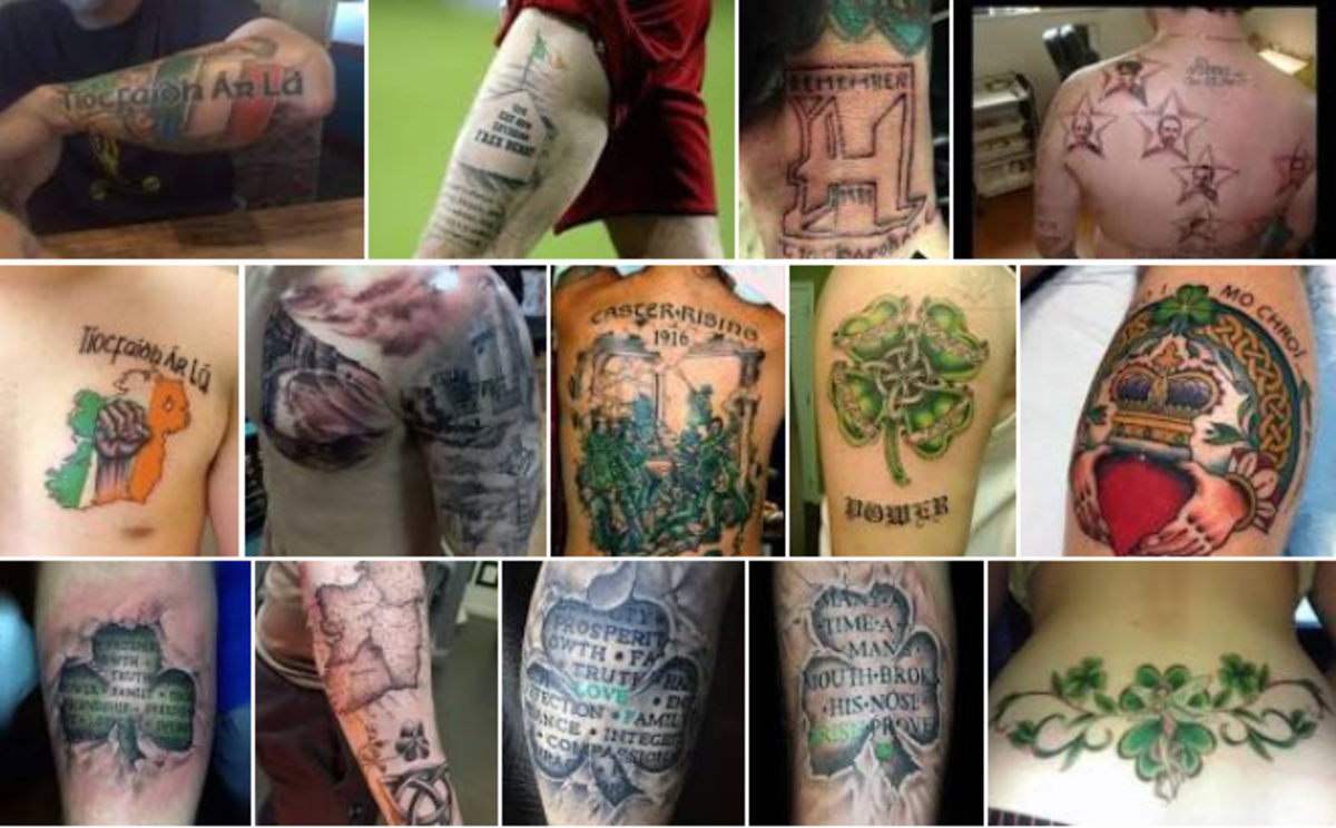 Irish Phrases Translated for Tattoos and Celtic Art