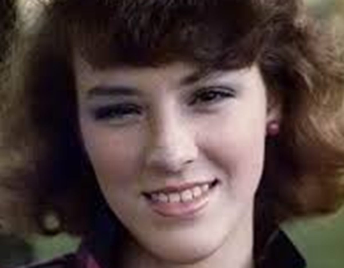 Denise Pflum, 18, was last seen leaving her home on March 28, 1986, from Connersville, Indiana.