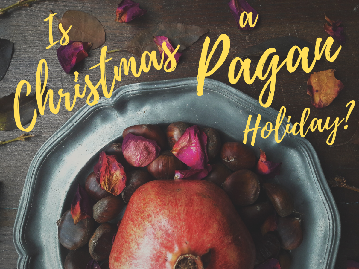 Are Christians actually celebrating a pagan holiday every December?