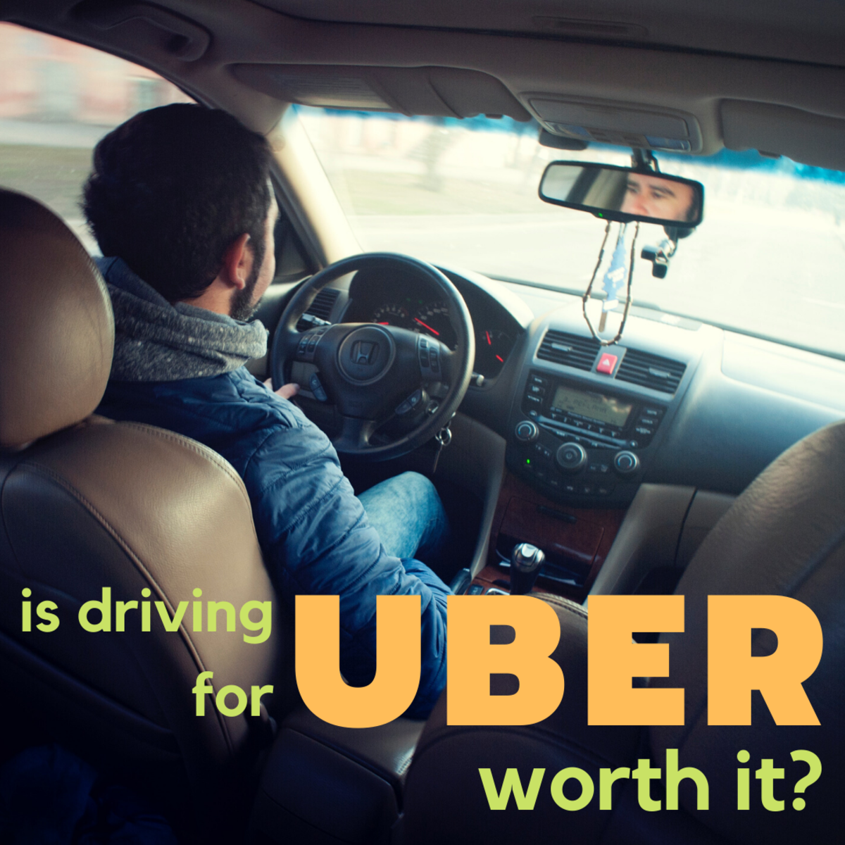 Is becoming an Uber driver worth it?