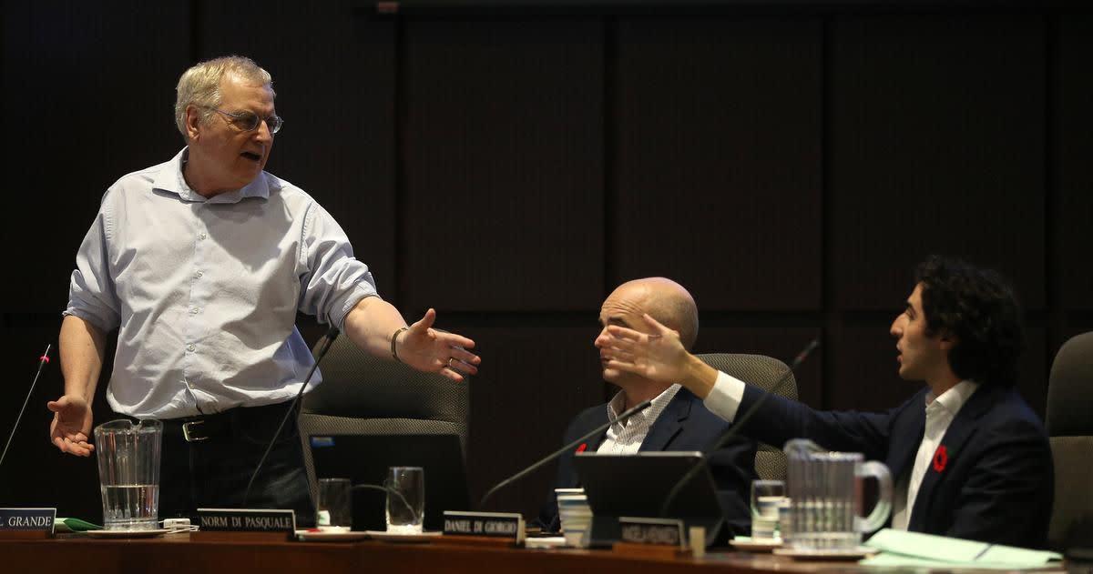 Toronto Catholic District School Board Trustee Needs Education