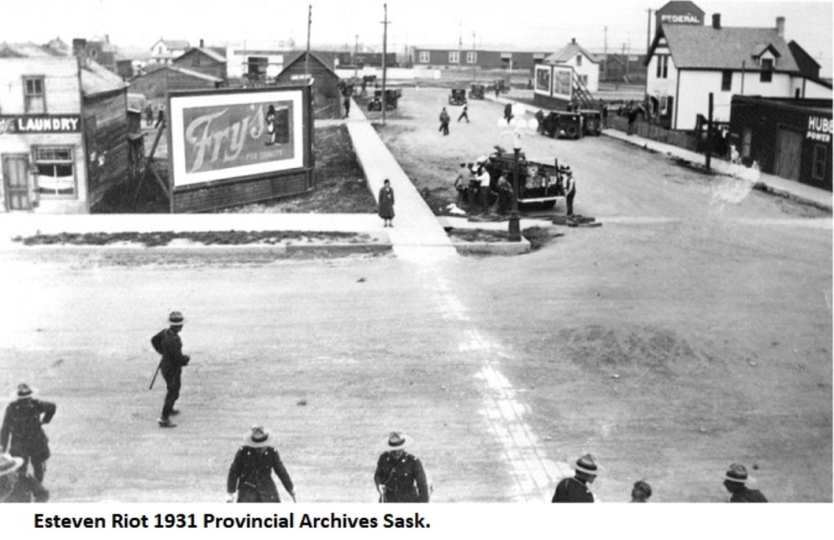 Murder of Three Miners at Bienfait-Estevan, Saskatchewan