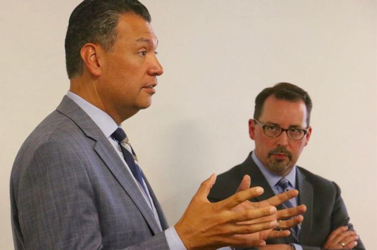 Insecure Voting in LA: Padilla & Logan Are