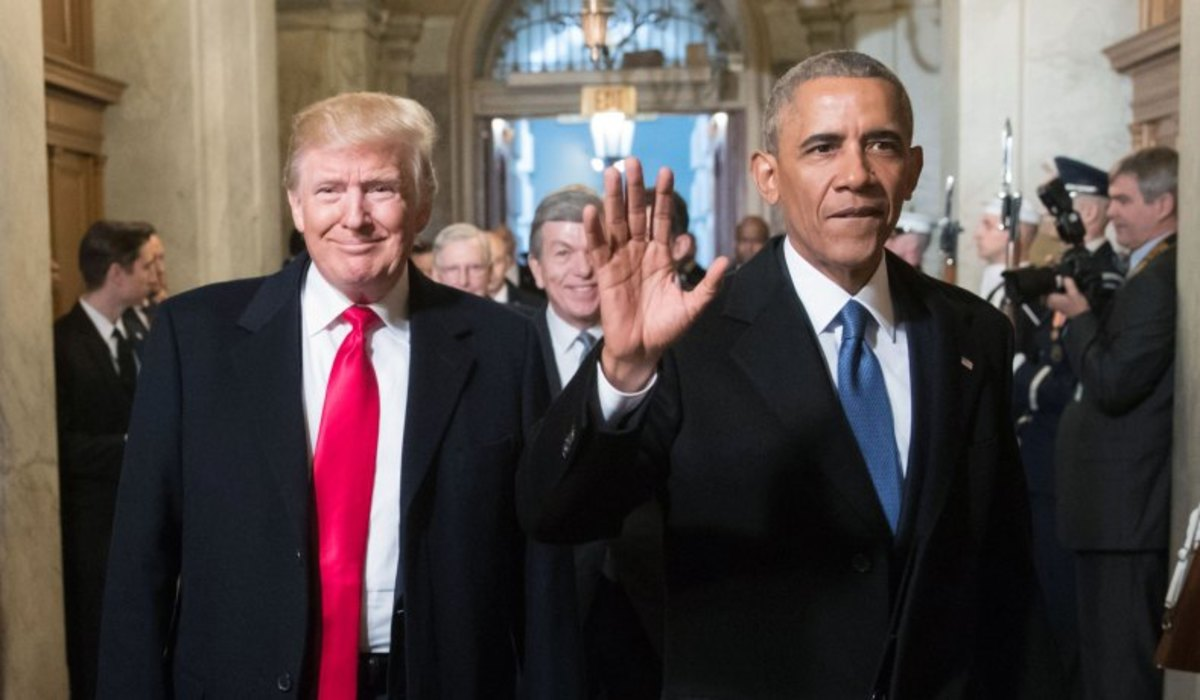 Proof That Obama, Not Trump Saved Our Economy