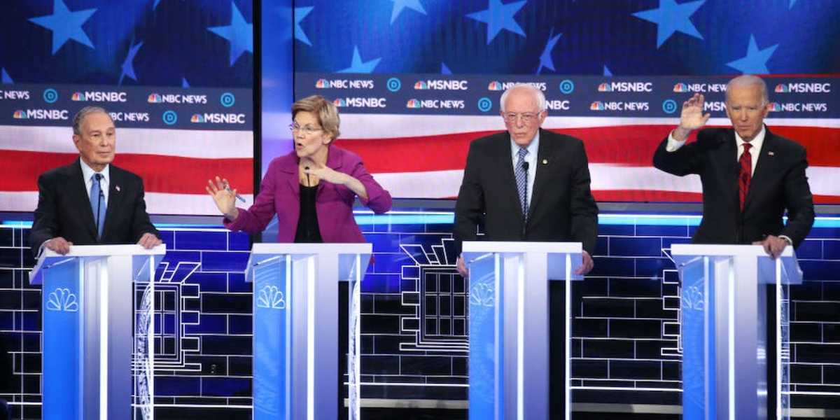 Highlights From the 2020 Nevada Democratic Debate