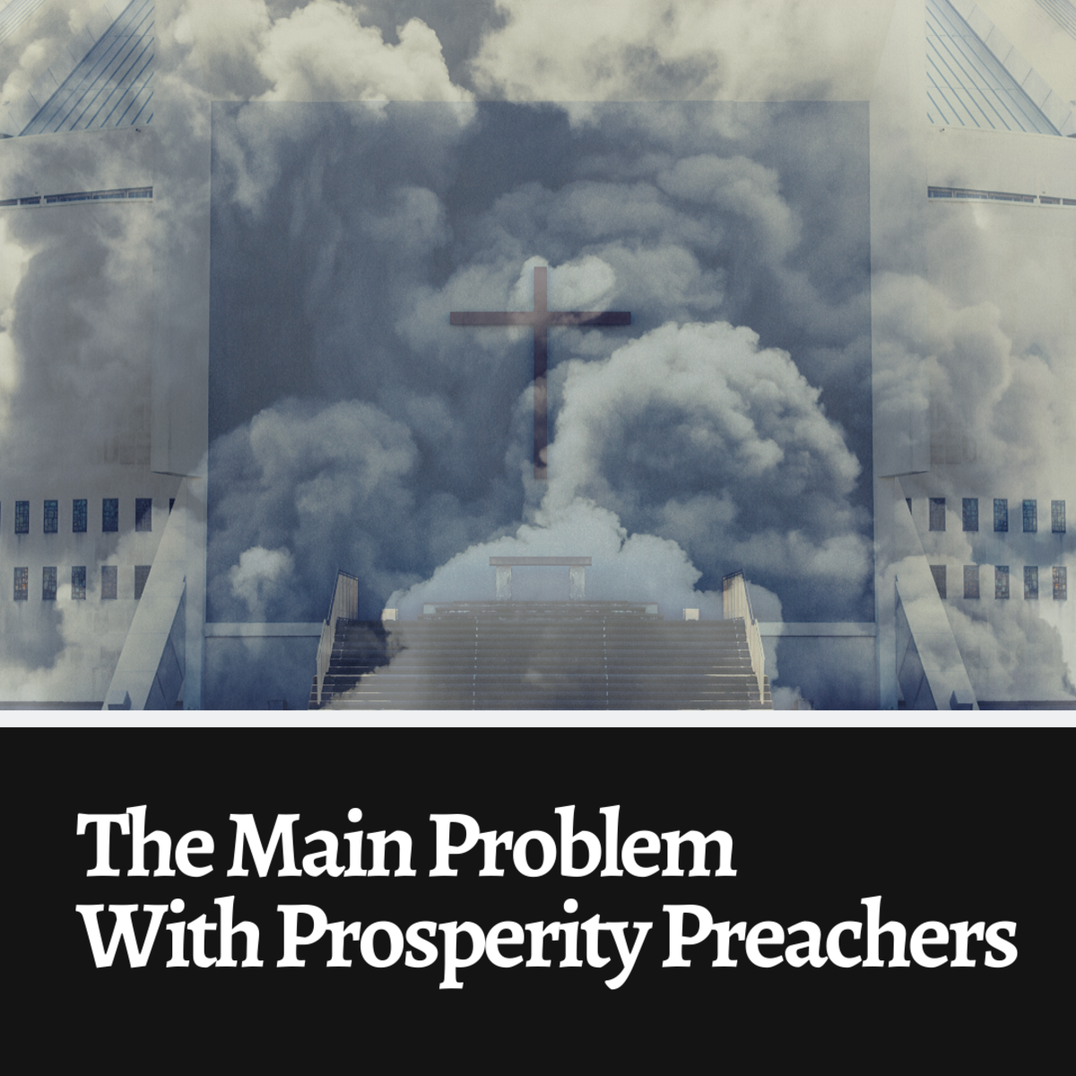 Prosperity preachers are misusing partnering to take advantage of people.