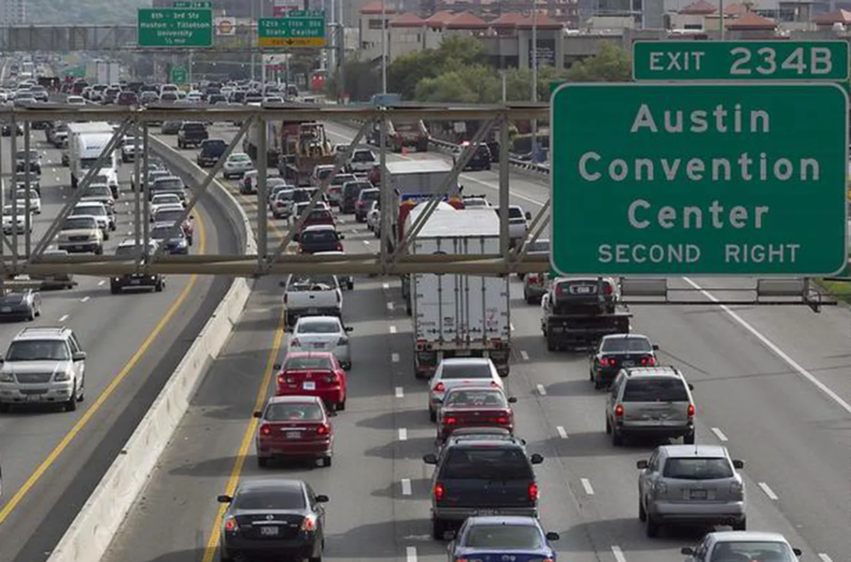 Improving Austin's Traffic Control