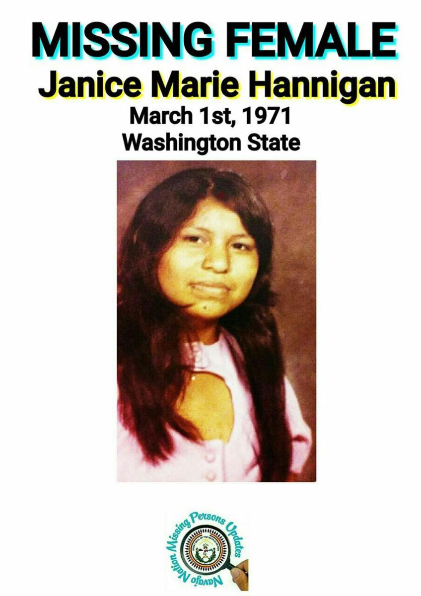 Missing: Janice Marie Hannigan