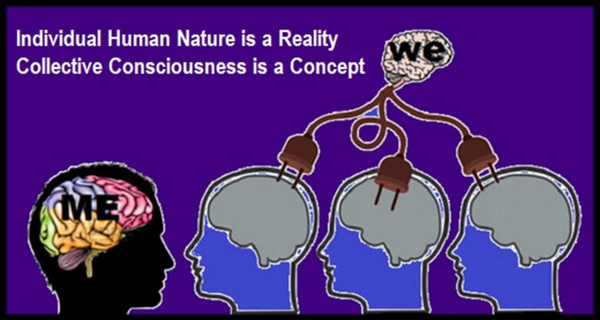 Libertarians: Human Nature Is Individual, Not Collective