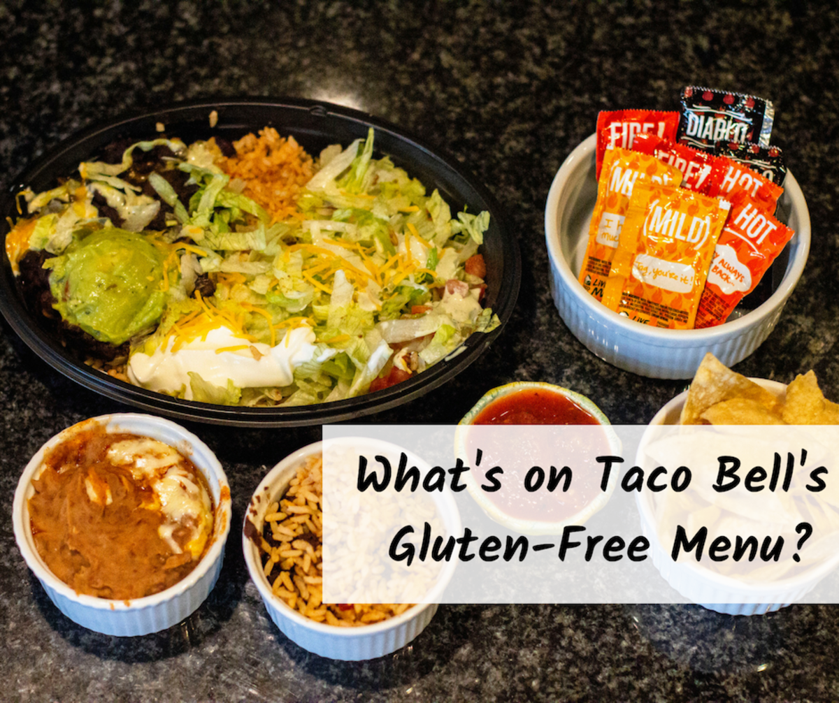 Gluten-Free Options at Taco Bell and Other Fast Food Chains