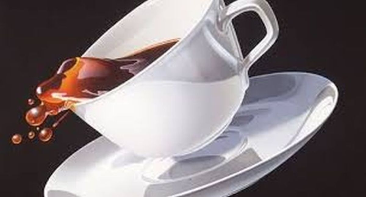 Meaning of the Slang Expression 'Spilling the Tea'