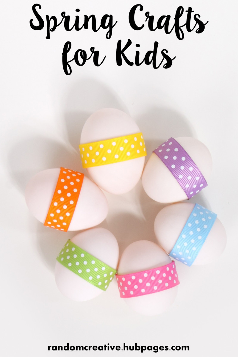 29 Easy And Entertaining Spring Craft Ideas For Kids Feltmagnet