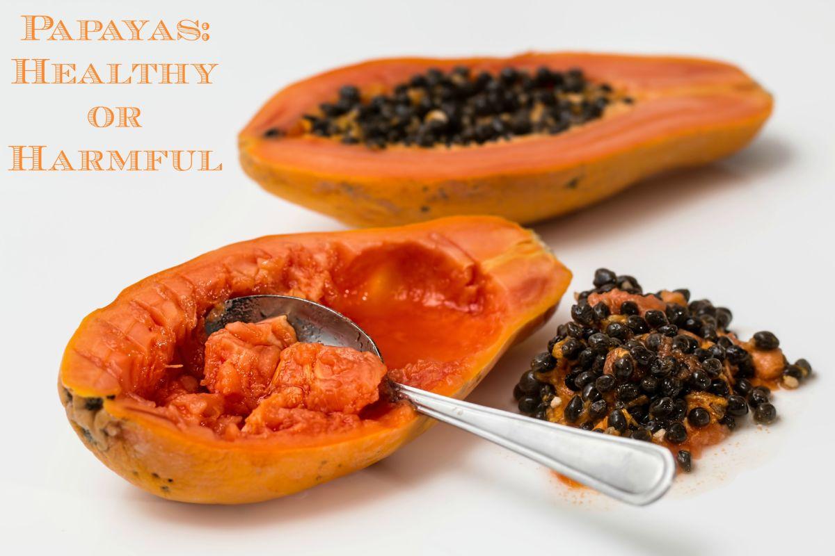 The Health Benefits and Risks of Eating Papaya