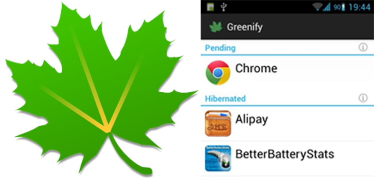 Greenify allows you to choose which apps to hibernate.