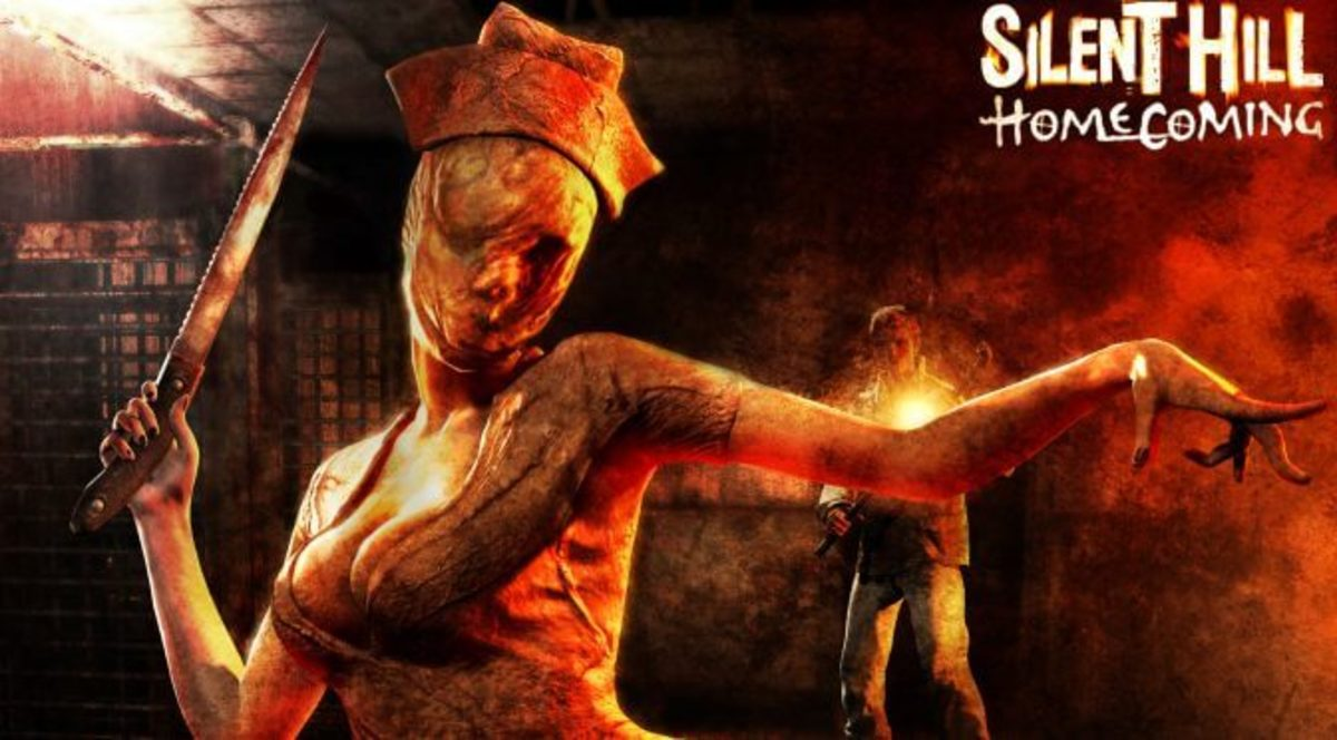 """Silent Hill: Homecoming"""