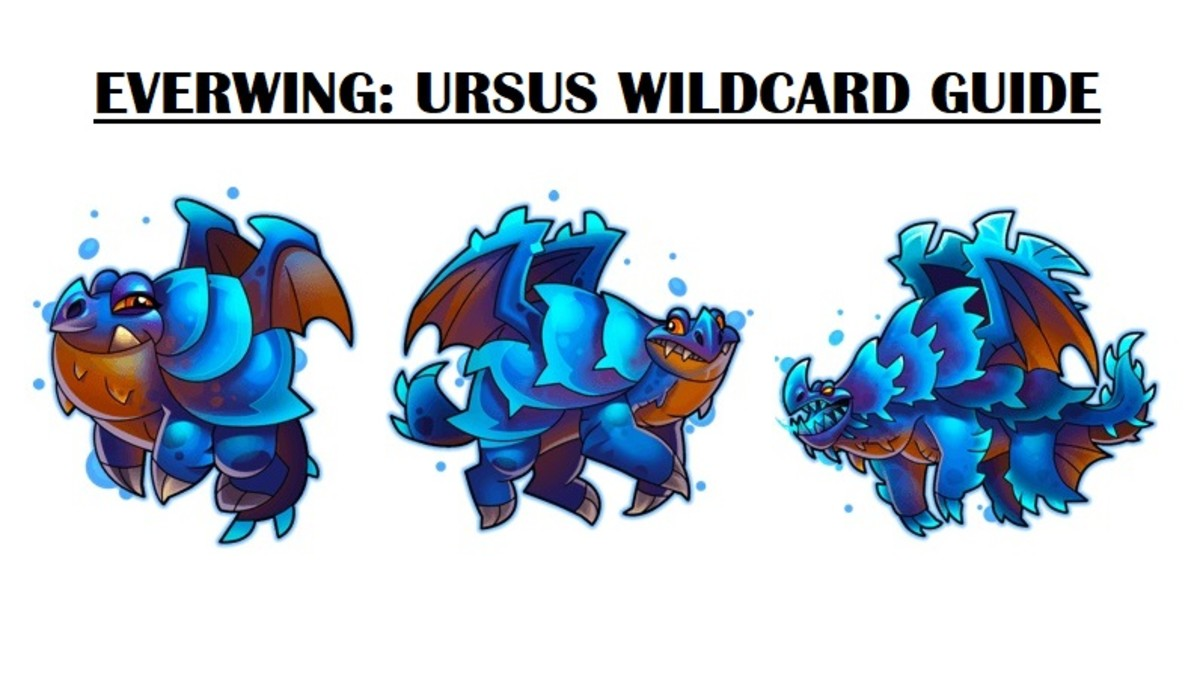 EverWing Ursus Wildcard Guide