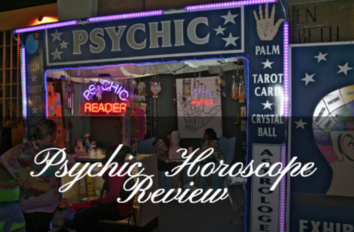 Psychic Review:  7 Problems With Maria Medium