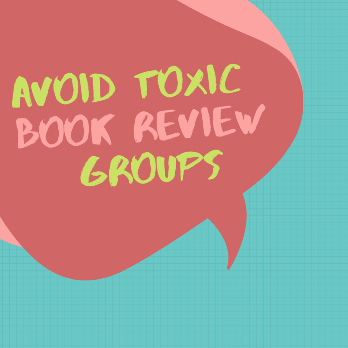 There are more productive ways to get reviews than with book review groups.