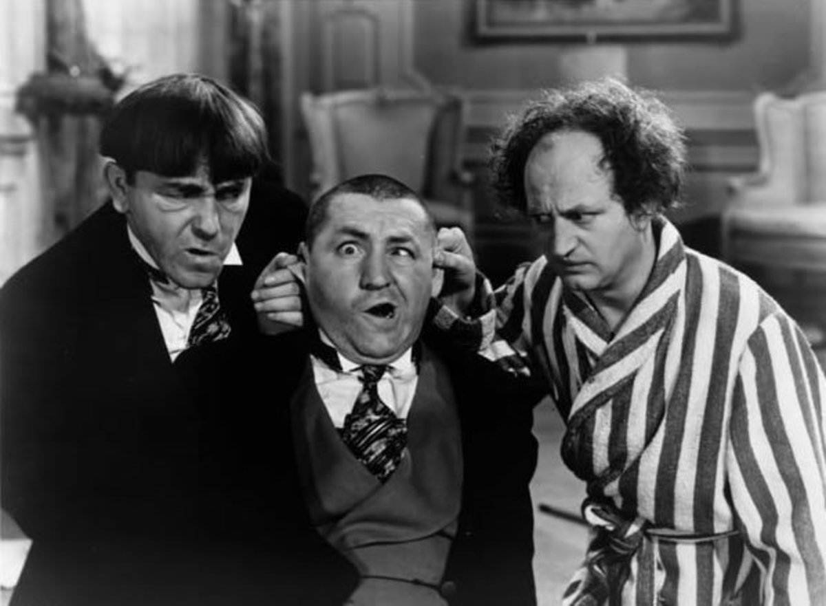 Five Interesting Facts About the Three Stooges That You Probably Didn't Know