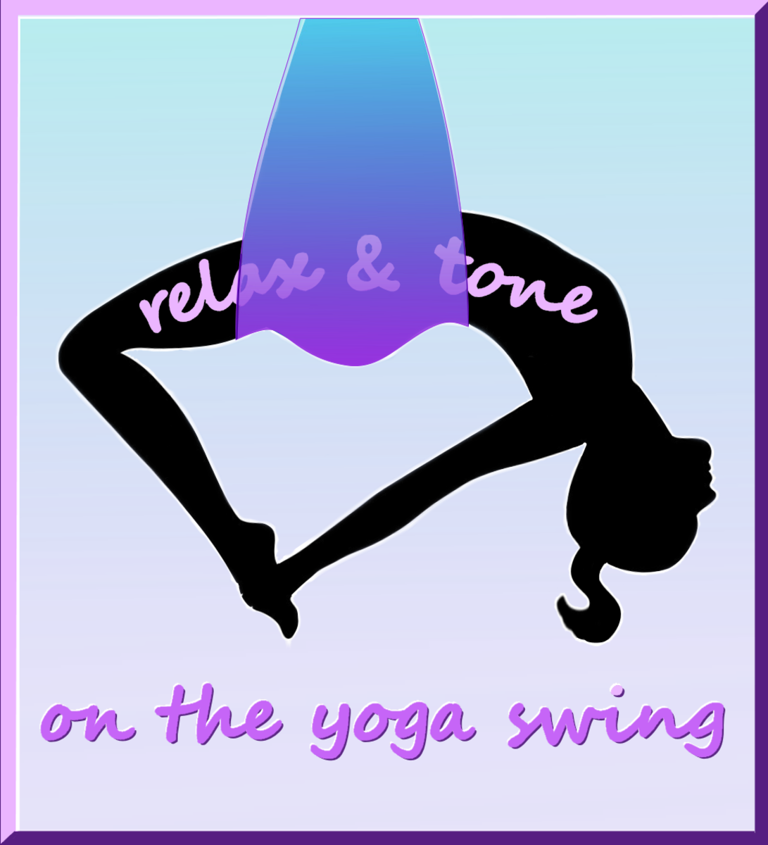 Overcome Gravity With Aerial Yoga Swing
