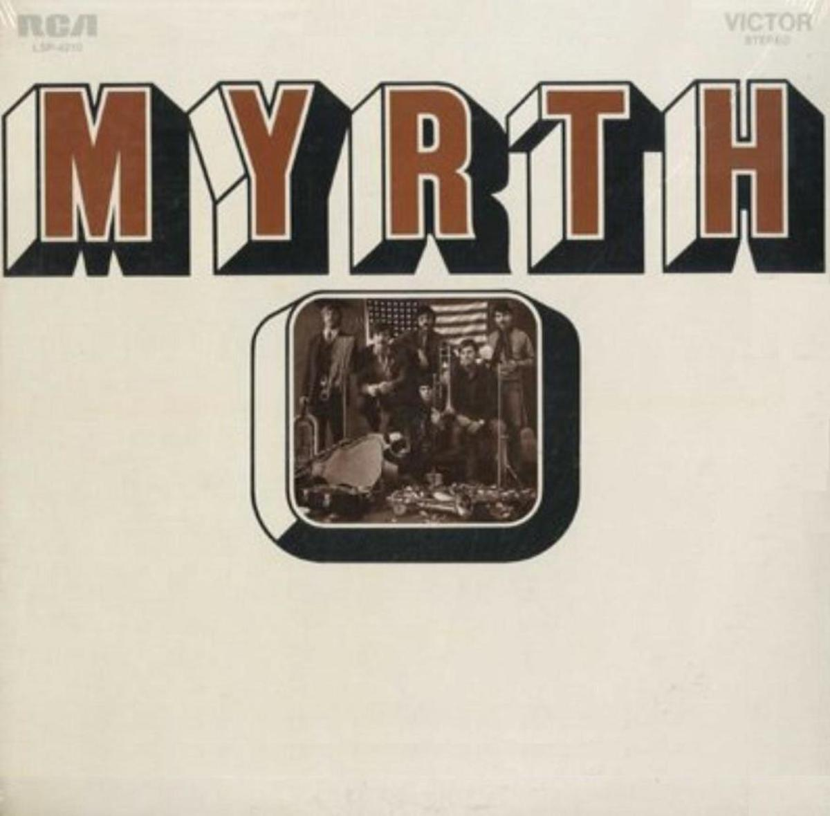 Myrth Band Album Cover