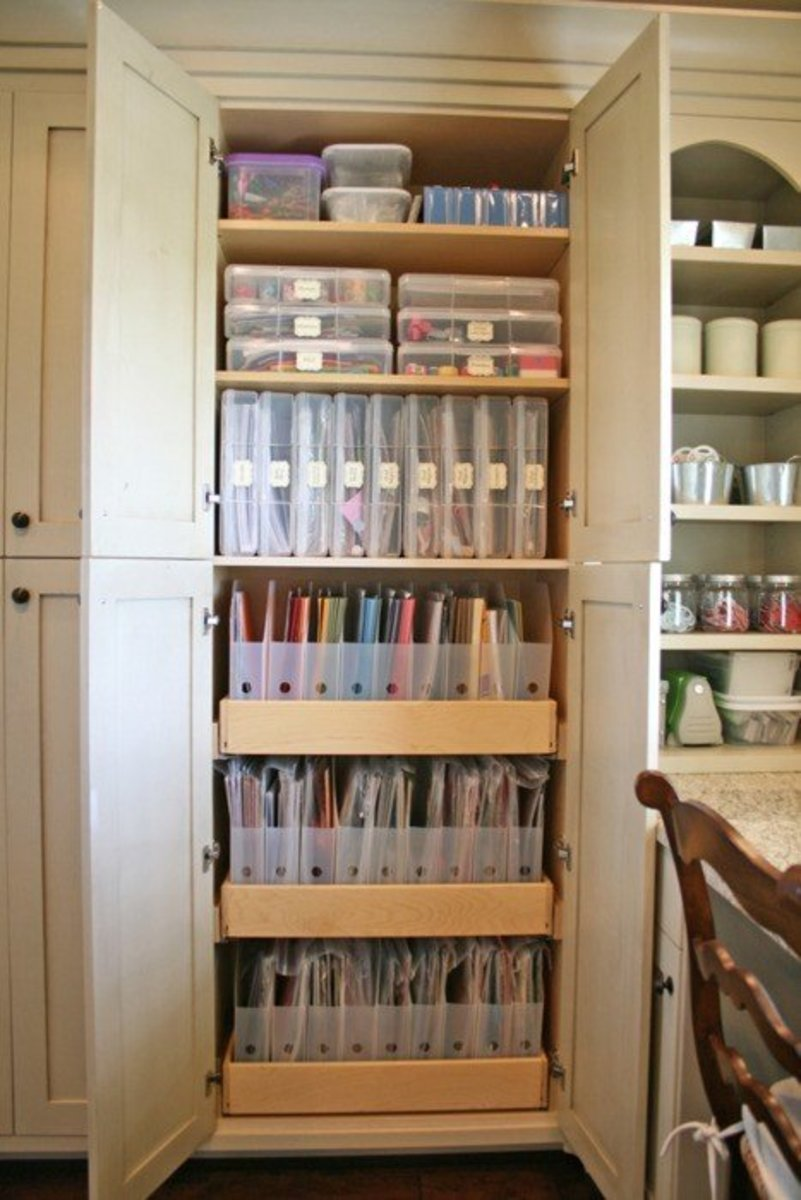 Frugal storage ideas for small homes creative unique Cheap home storage ideas