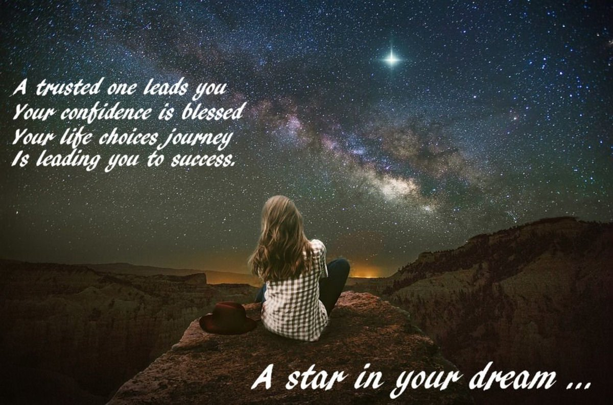 A Star In Your Dreams Symbolizes Success