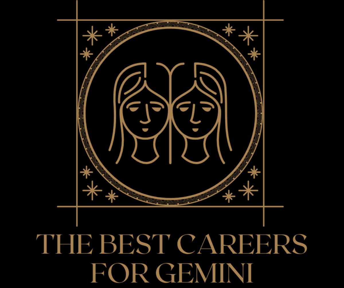 The Best Careers for Gemini