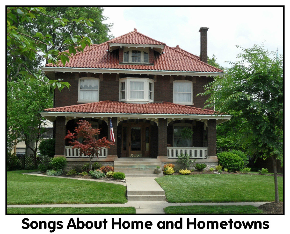 56 Songs About Home and Hometowns