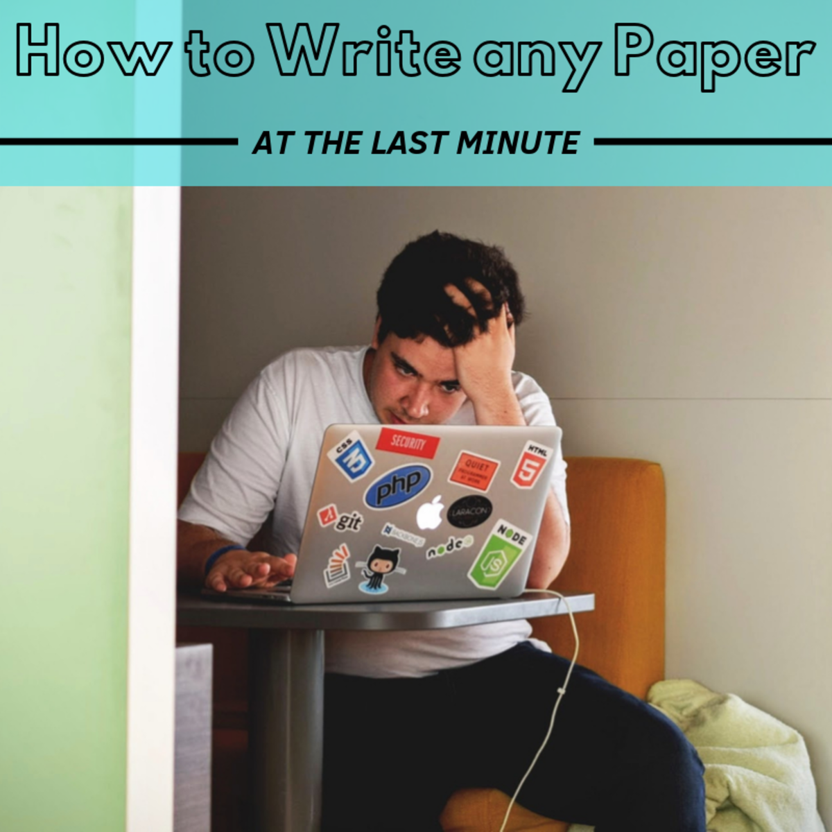 Writing a major paper the night before it's due can seem like an impossible task, but if you manage your time and follow a formula, you can get it done!