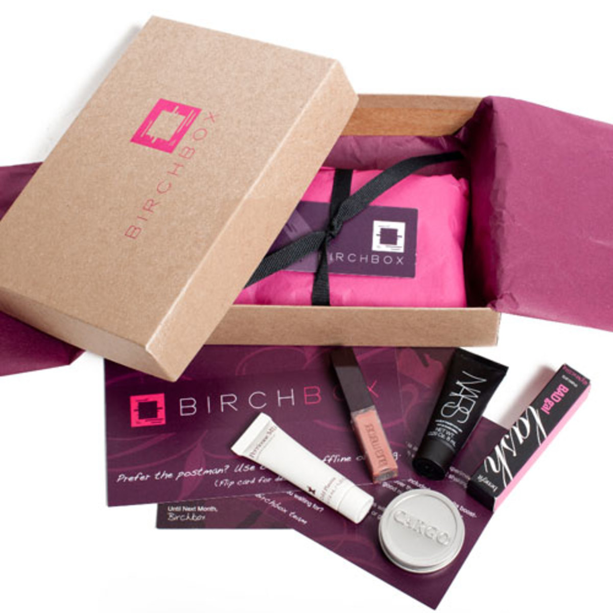 Great Alternatives Birchbox Monthly Makeup Sample Boxes