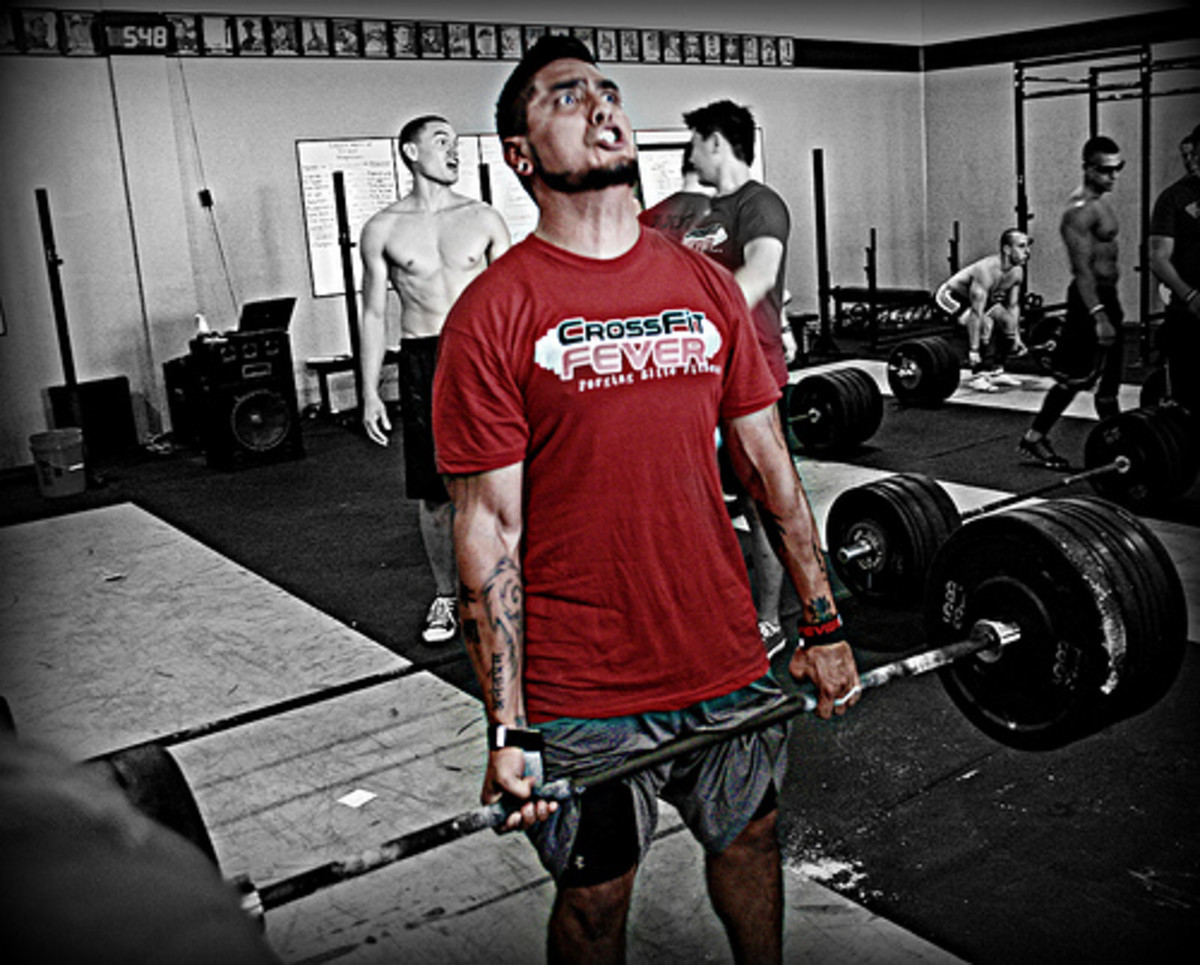 Growing Your Life Muscles: Lessons From Crossfit Workouts