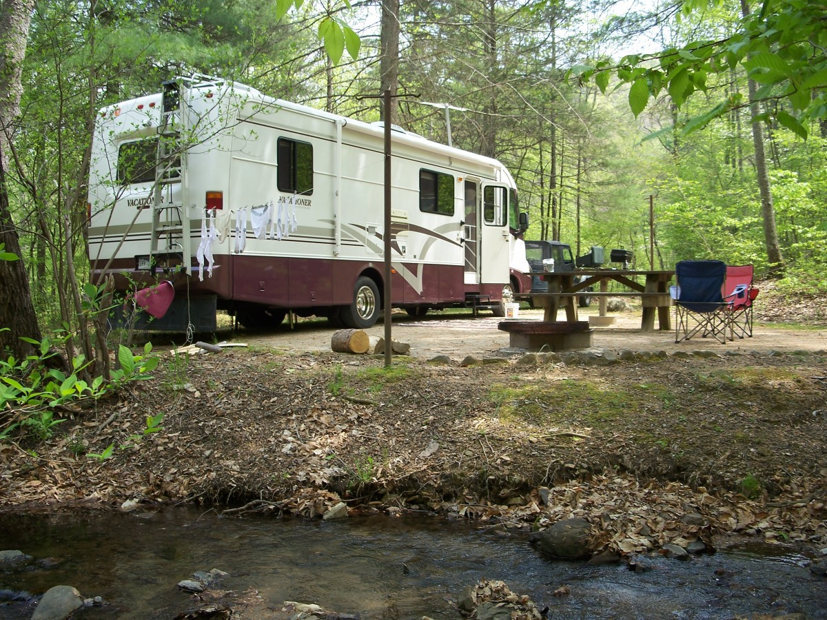 Full Time RVing - How to Downsize Your Home to an RV