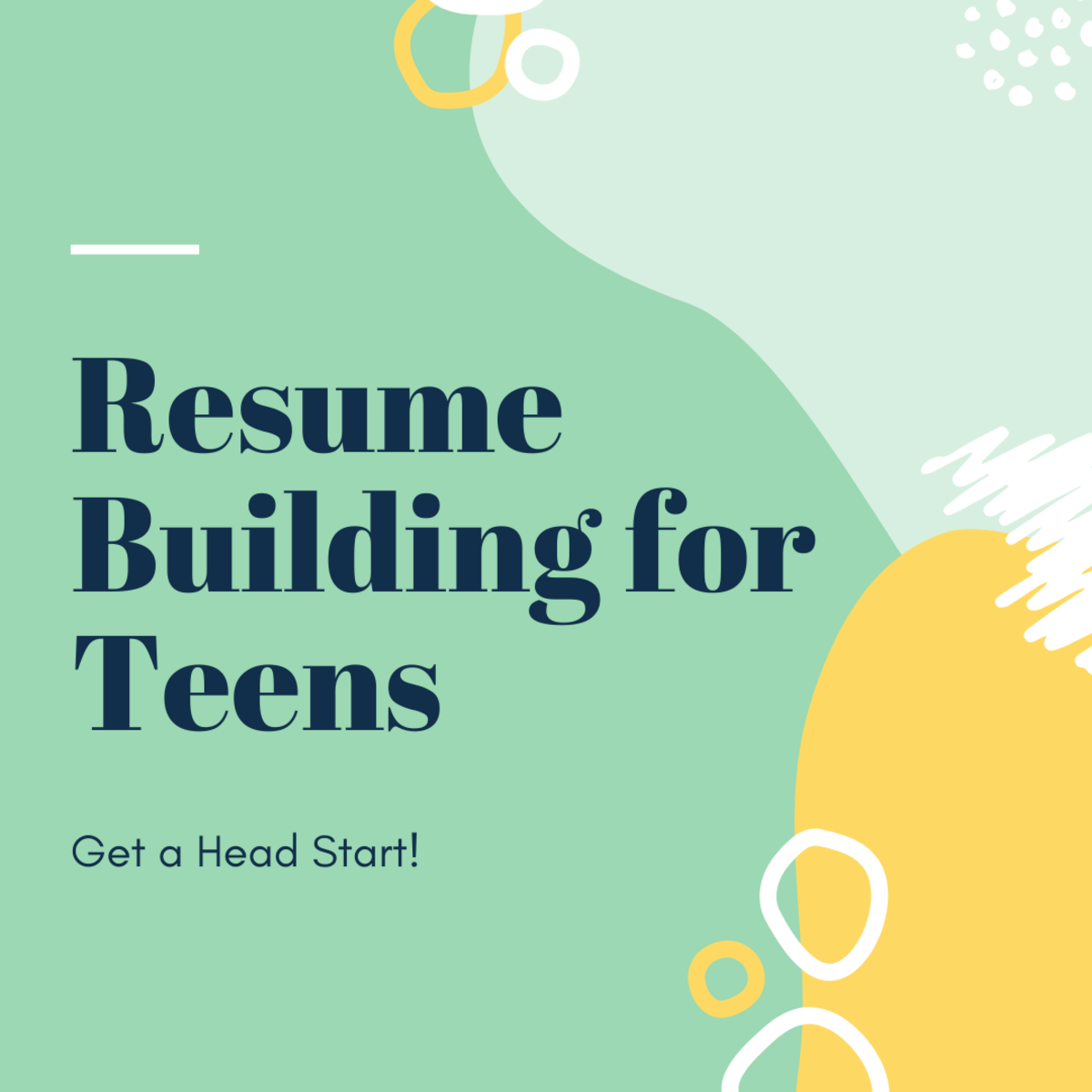 Read on to learn how a teen can build their resume in anticipation of a future career.