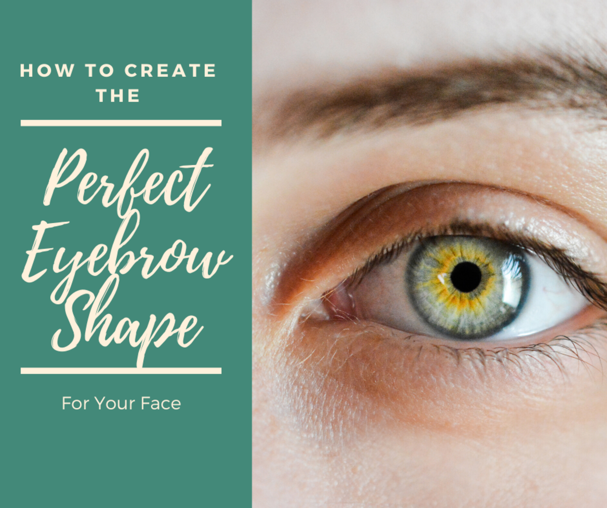 How to Create the Perfect Eyebrow Shape for Your Face