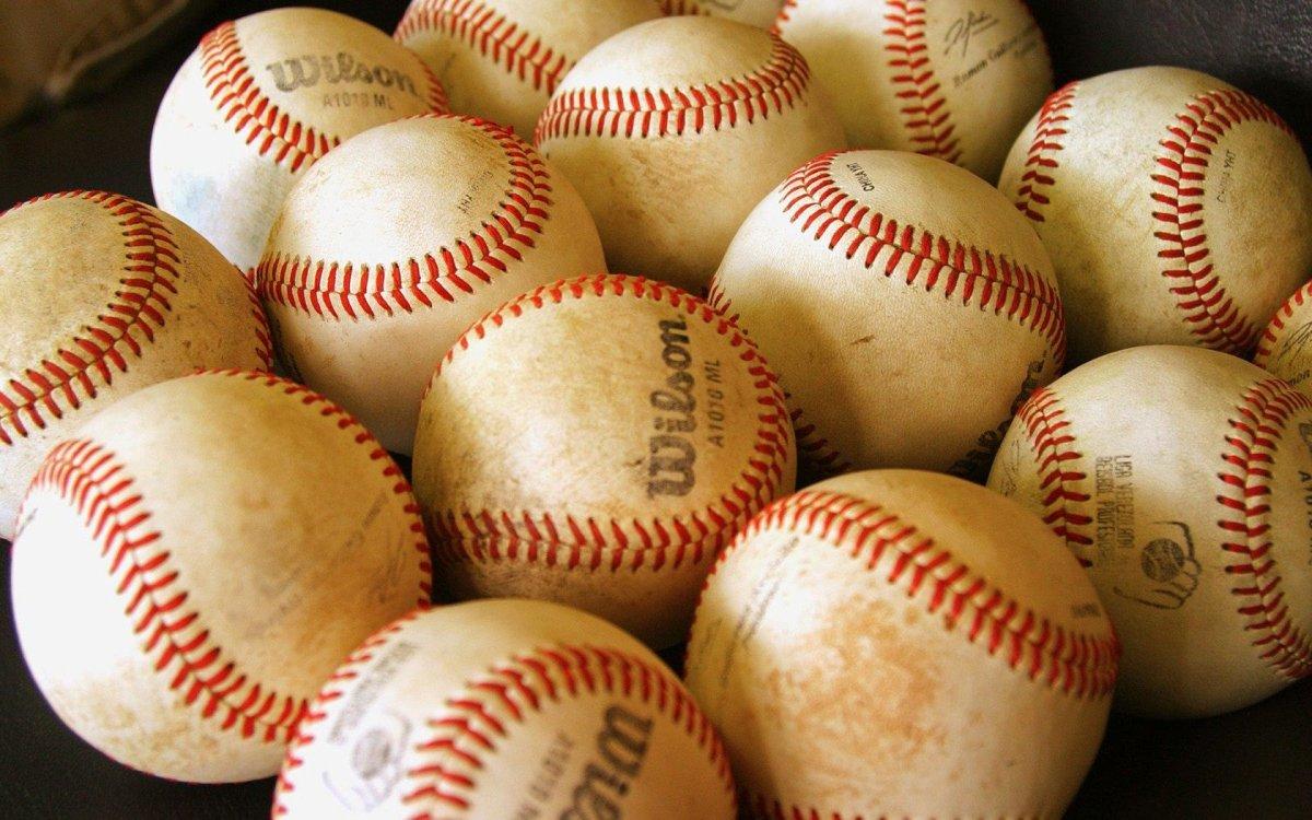 Wilson Baseballs