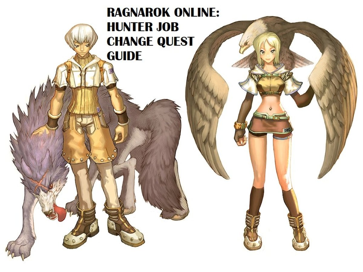Ragnarok Online Hunter Job Change Quest Guide