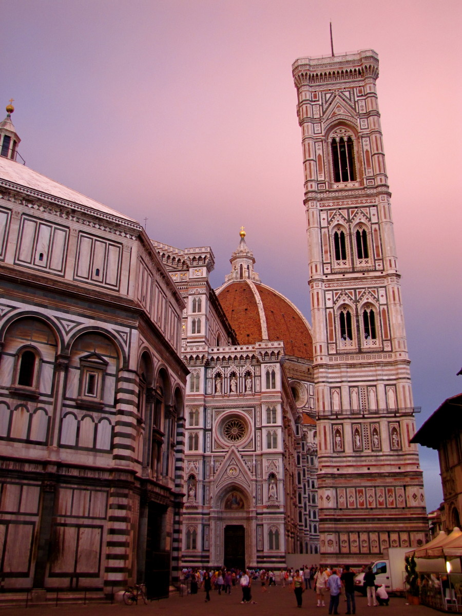 Italian Florence: Top 10 Things To Do In Florence, Italy
