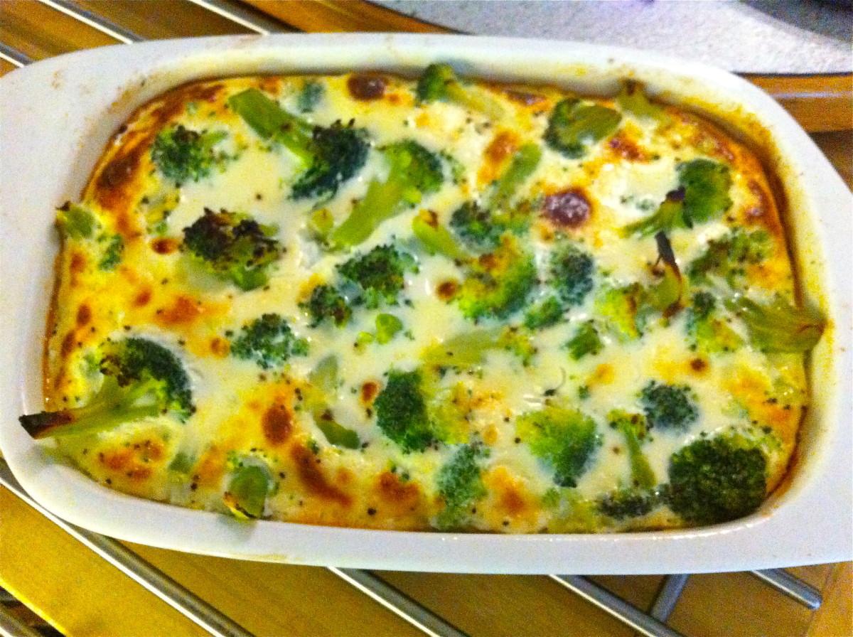 Fast And Easy Dinner Recipe Broccoli Casserole