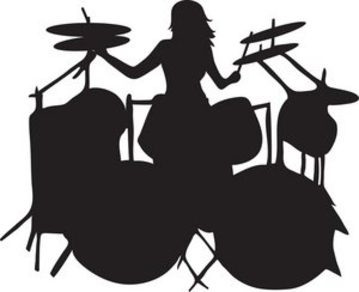 Top 7 Female Drummers of All Time