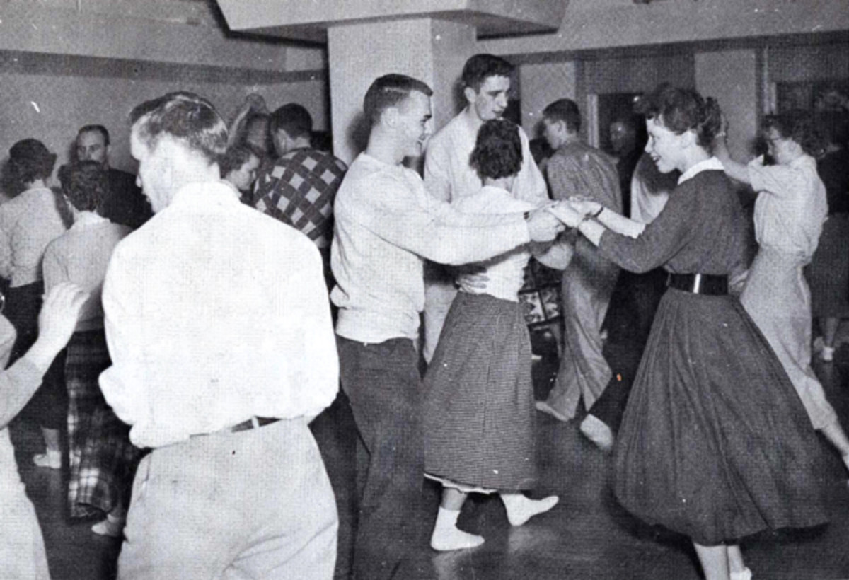 Sock Hops of the 1950s -- What were they?