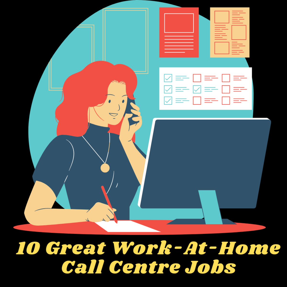 10 Great Alternatives to Arise Work-At-Home Call Centre Jobs