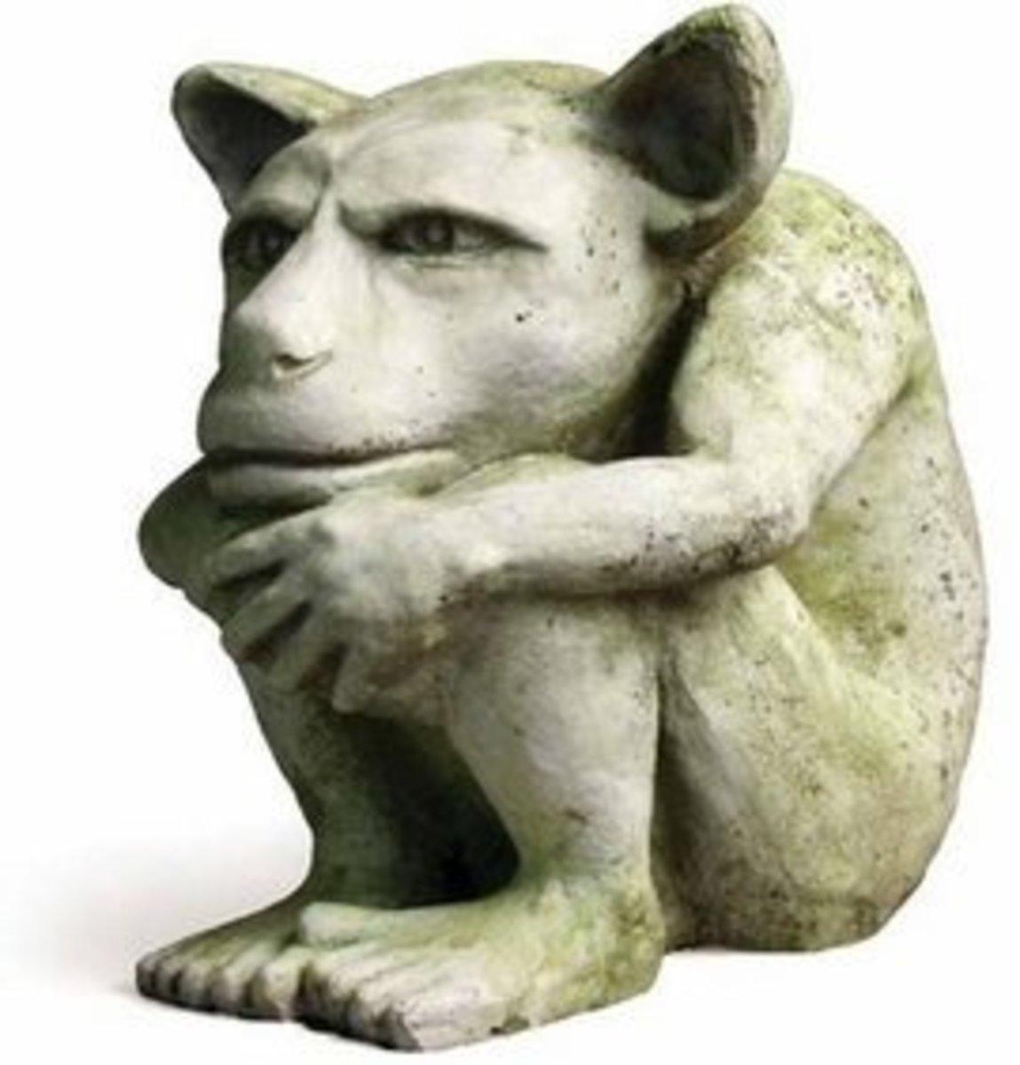 Dedo Gargoyle Statue